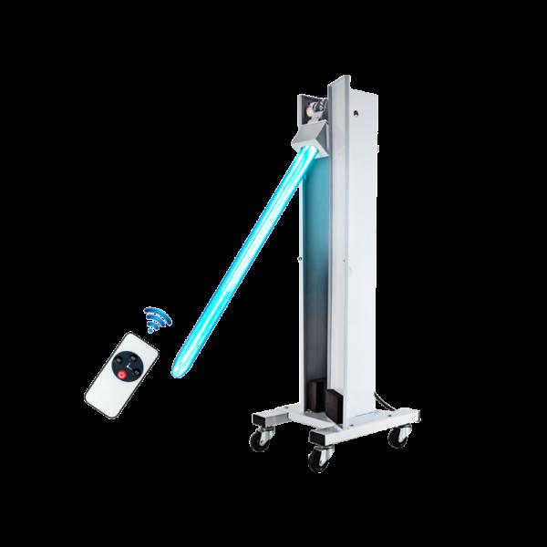 Lampa UVC medyczna